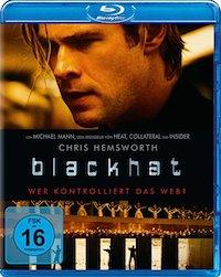 Blackhat Blu-ray Disc