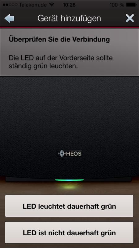 Heos App 4