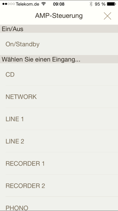 Marantz_App_AMP_Steuerung