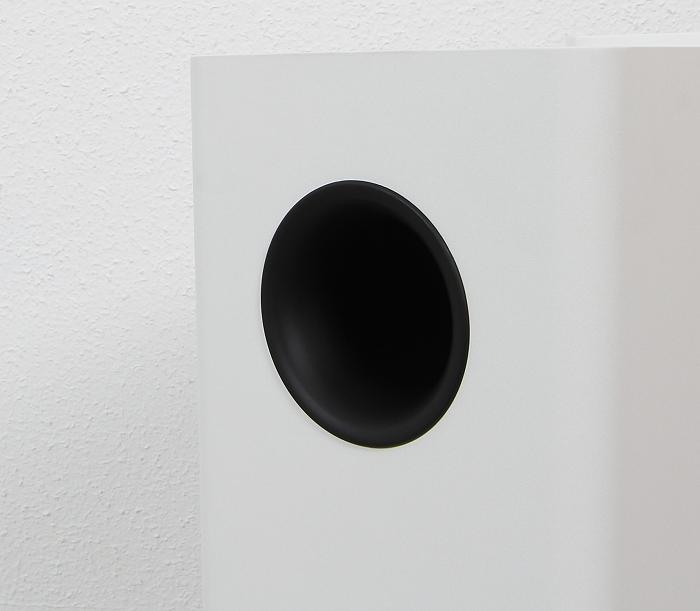 Nubert nuVero 60 Bassreflexrohr