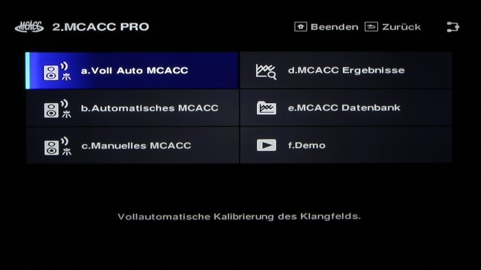 Pioneer VSX-930 Screenshot 8
