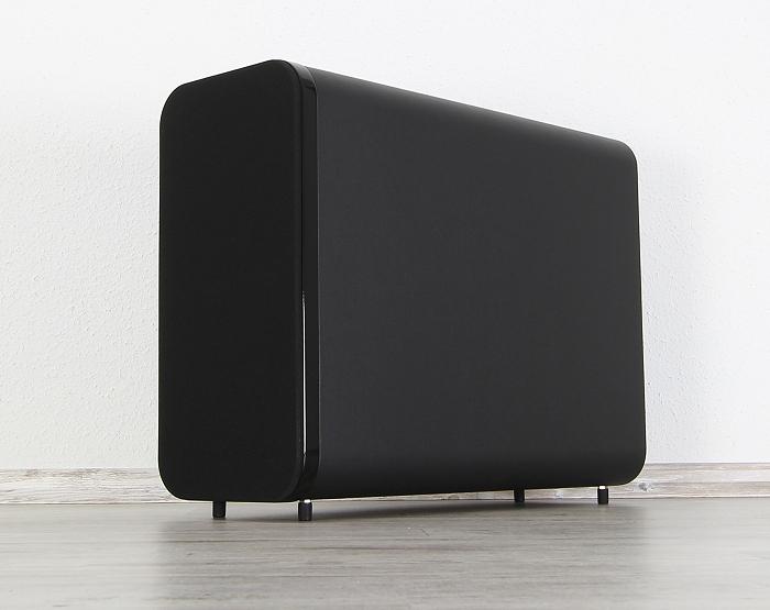 Q-Acoustics 3000 Serie 3070S Front Seitlich1