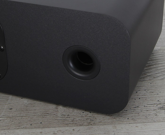 Q-Acoustics 3000 Serie 3090C Bassreflexrohr
