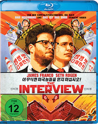 The Interview Blu-ray Disc