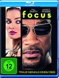Focus Blu-ray Disc