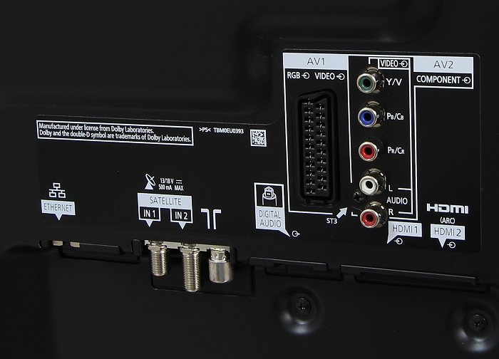 Panasonic TX-55CRW854 Anschluesse Rueckseite2