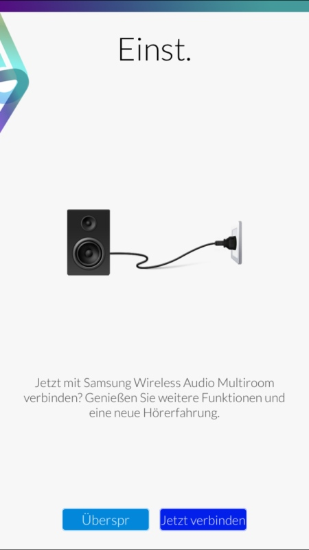 Samsung MultiRoom App 3