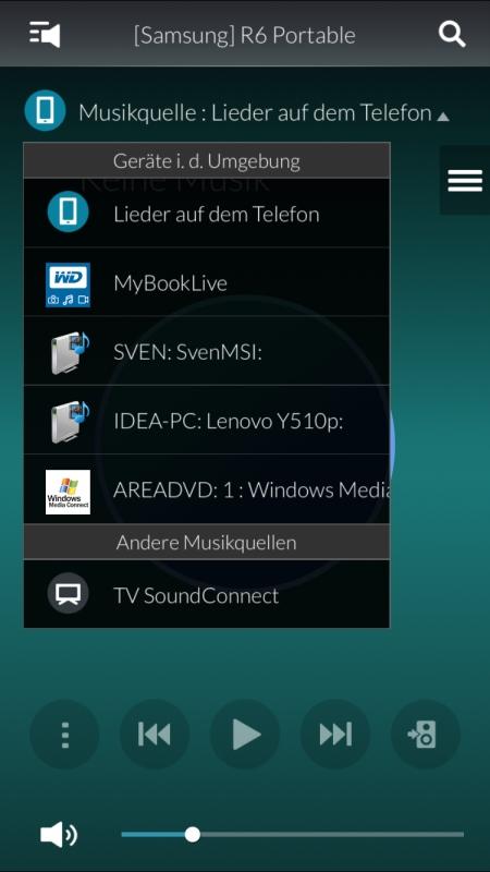 Samsung MultiRoom App 6