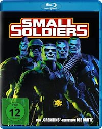 Small Soldiers Blu-ray Disc