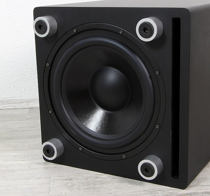 Teufel Concept E450 Digital CM2014SW Unterseite