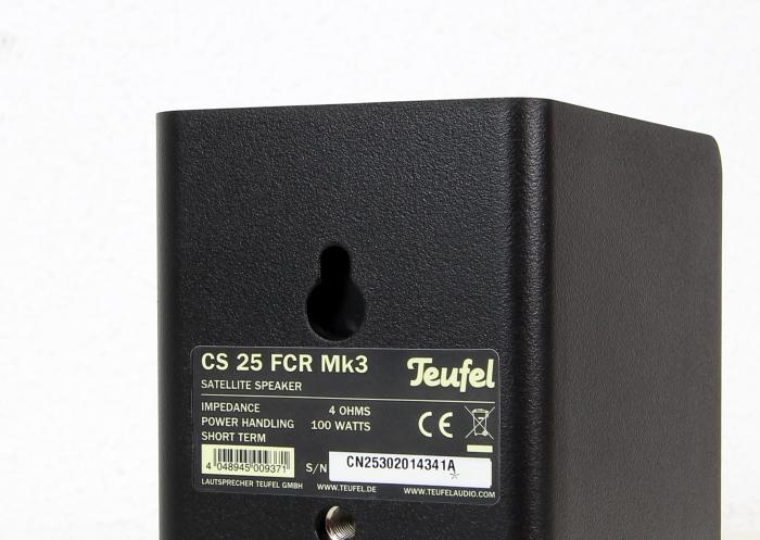 Teufel Concept E450 Digital CS25FCR Mk3 Wandhalter