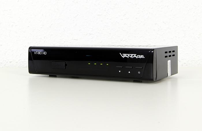 Vantage VT-80 HD Front Seitlich2