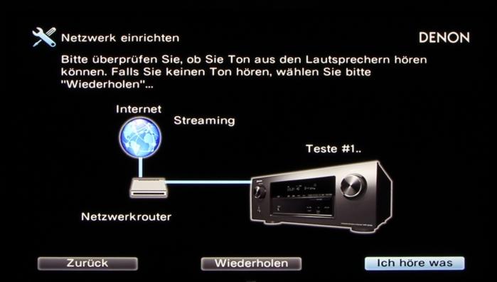 Denon AVR-X3200W Screenshot 24