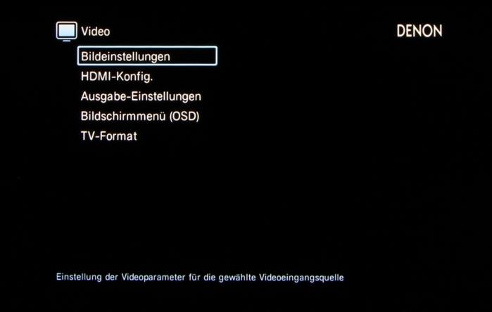 Denon AVR-X3200W Screenshot 31