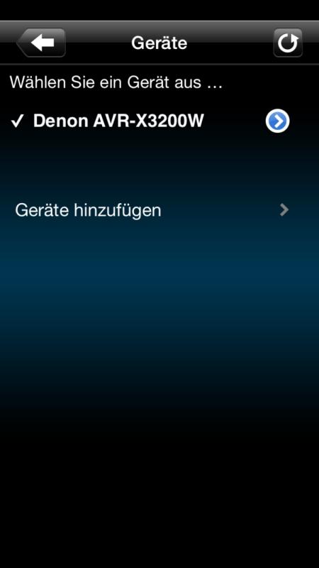 Denon Remote App 3