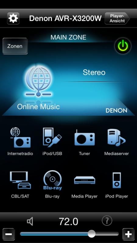 Denon Remote App 4