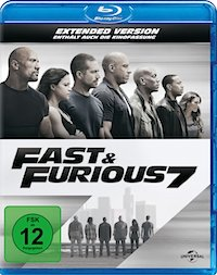 Fast and Furious 7 Blu-ray Disc