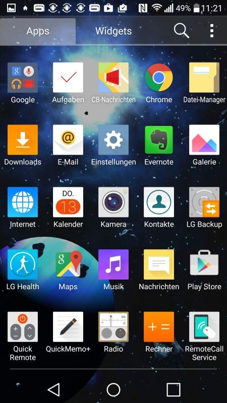 LG G4 Apps