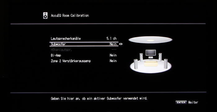 Onkyo TX-RZ900 Screenshot 4