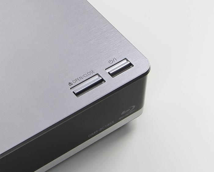 Panasonic DMR-BCT855 Bedienelemente Oberseite