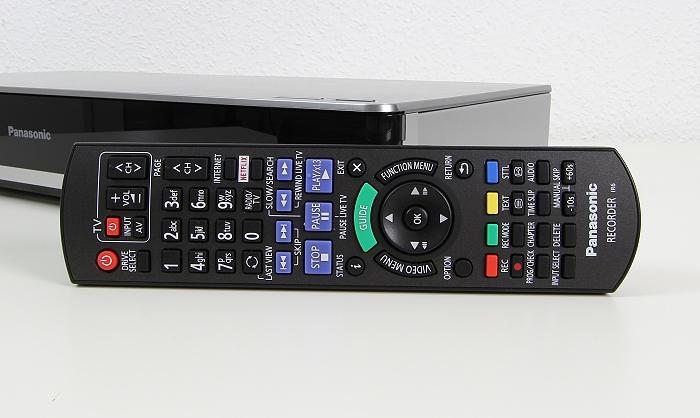 Panasonic DMR-BCT855 Fernbedienung