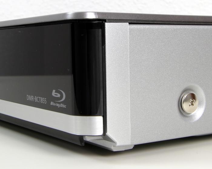 Panasonic DMR-BCT855 Verarbeitung