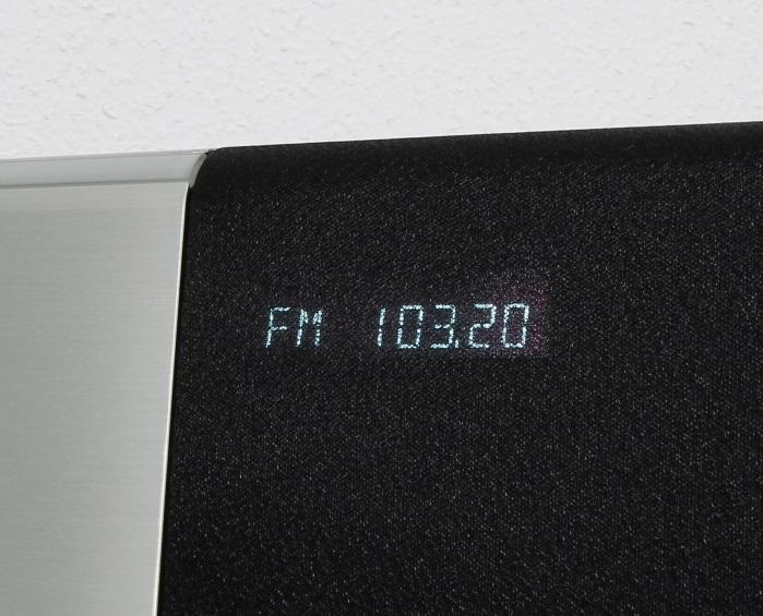 Panasonic SC-ALL5CD Display