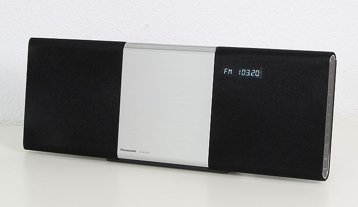 Panasonic SC-ALL5CD Front Seitlich4