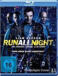 Run All Night Blu-ray Disc