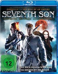 Seventh Son Blu-ray Disc