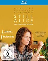 Still Alice Blu-ray Disc