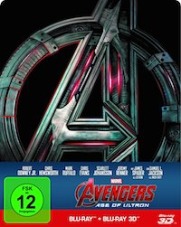 Avengers - Age of Ultron Blu-ray 3D