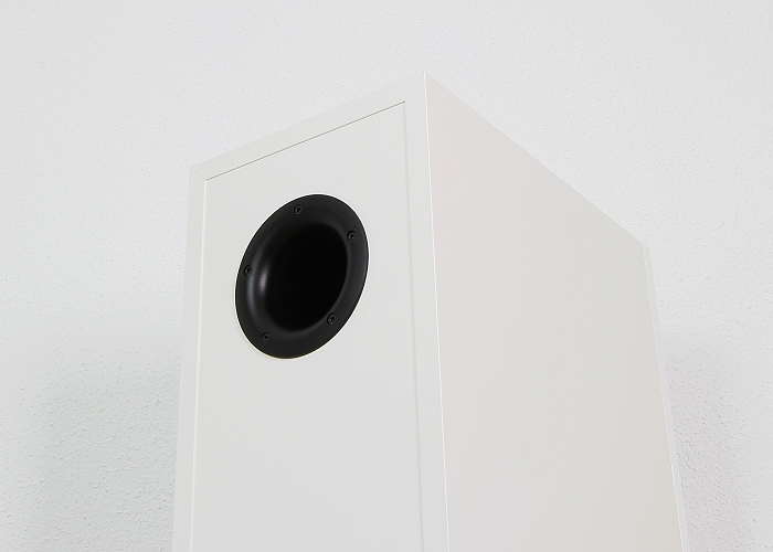 Dali Opticon 8 Bassreflexrohr2