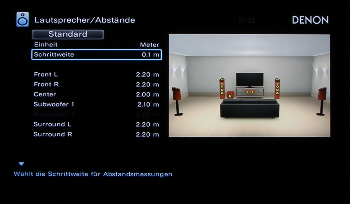 Denon AVR-X6200W Screenshot 27