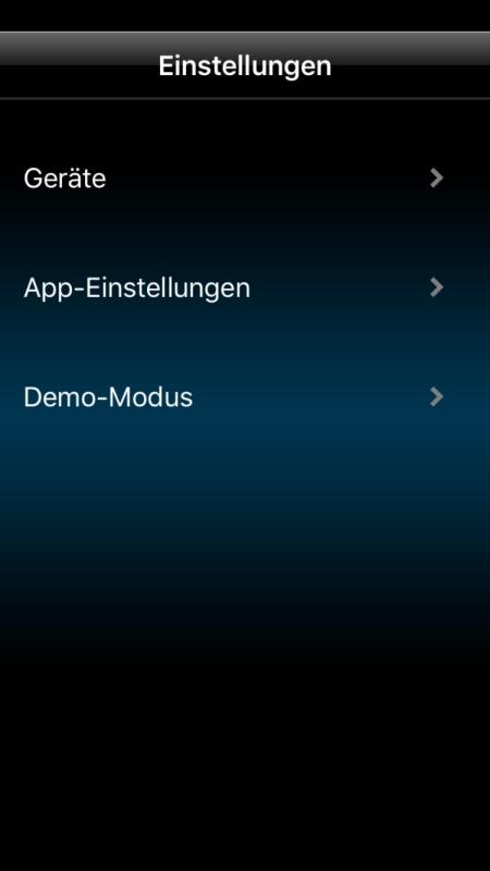 Denon Remote App 2