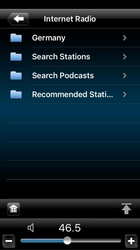 Denon Remote App 5