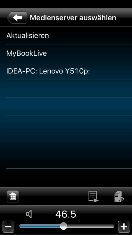 Denon Remote App 7