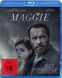 Maggie Blu-ray Disc