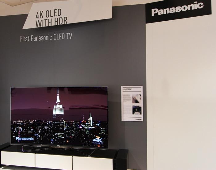 Panasonic 4K Oled HDR