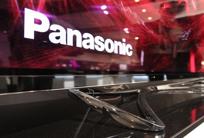 Panasonic TX-65CZW954 Front links