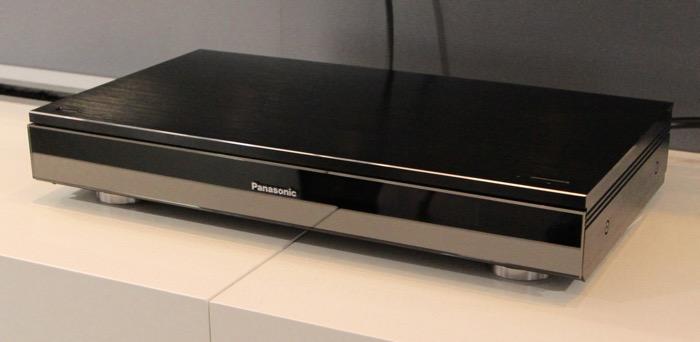 Panasonic UltraHD Bluray Player