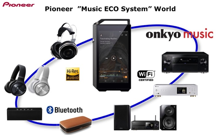Pioneer Music Eco System