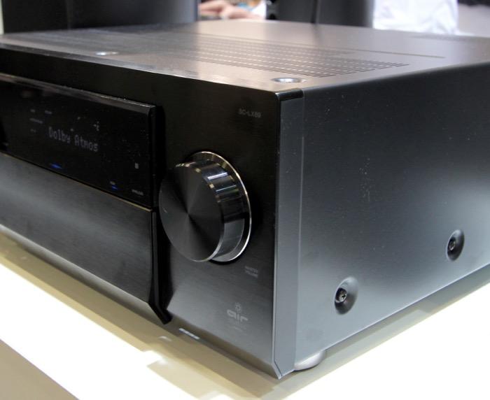 Pioneer SC-LX89 Seite rechts