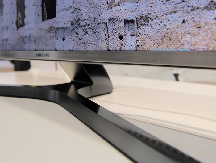 Samsung 40 Zoll S9 Detail