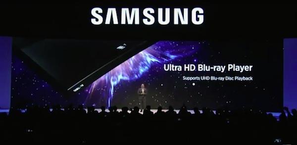 Samsung Fox Ultra HD Blu-ray IFA 2015