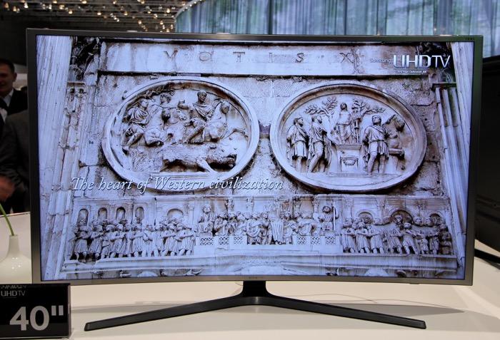 Samsung UHD TV 40 Zoll S9