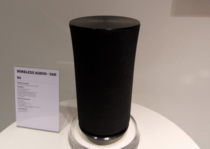 Samsung Wireless Audio 360 R5