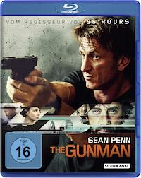 The Gunman Blu-ray Disc