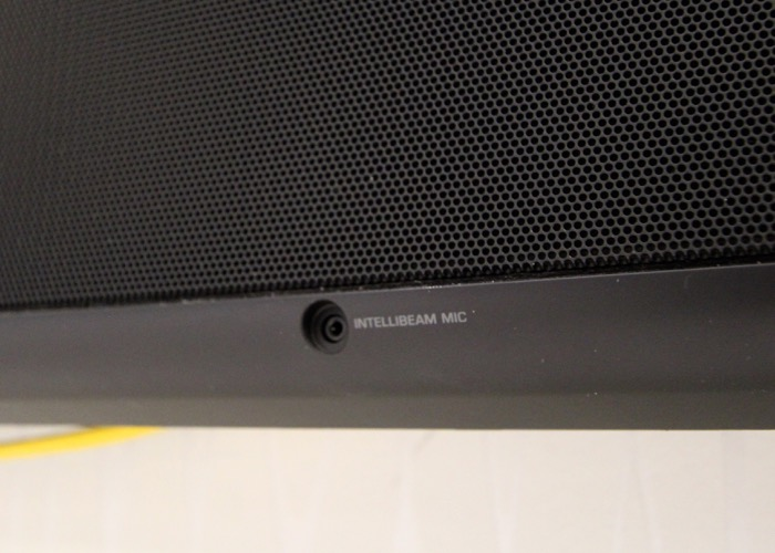 Yamaha YSP5600SW Intellibeam mic