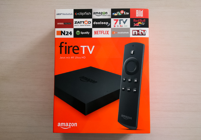 Amazon Fire TV 4k 1